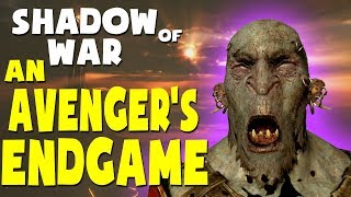 Middle Earth: Shadow of War Funny Moments - AN AVENGER'S ENDGAME (Gravewalker Difficulty)