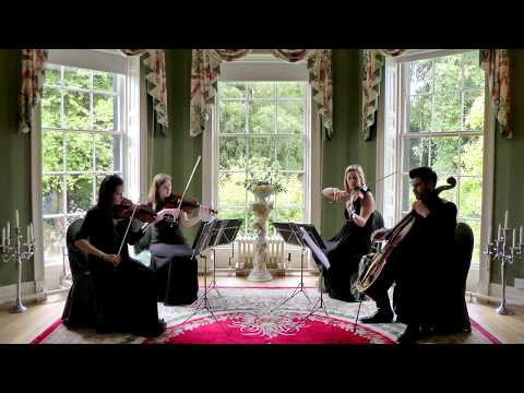 The Wedding Song (Kenny G) Wedding String Quartet