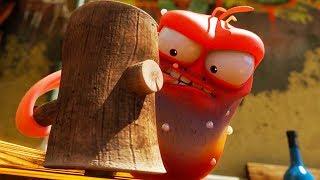 Download Video LARVA - HARD WORK | Cartoon Movie | Cartoons For Children | Larva Cartoon | LARVA Official MP3 3GP MP4