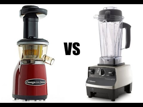 vs masticating juicers juicing vs blending what s the difference