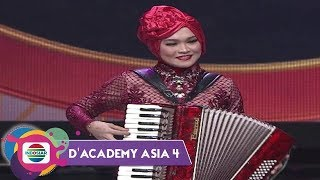 Video MULTI TALENTA!! FAUZIAH GAMBUS Unjuk Kebolehan Bermain ACCORDION!! - DA ASIA 4 MP3, 3GP, MP4, WEBM, AVI, FLV Januari 2019