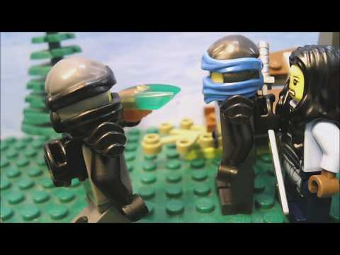 LEGO Ninjago Episode 74 No escape!