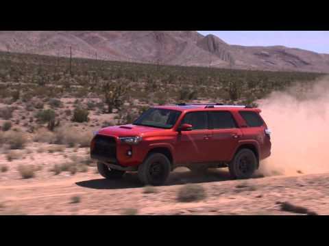 Toyota 4Runner 2015 - ВИДЕО обзор!