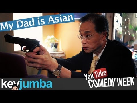 My Dad is Asian with KevJumba : Episode 3