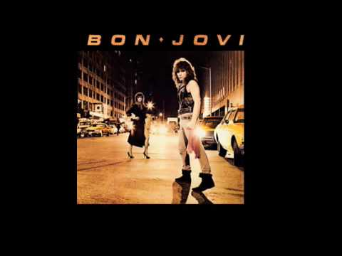 BON JOVI - Shot Through The Heart (audio)