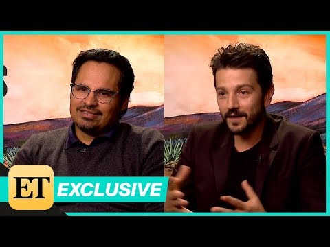 Michael Pena and Diego Luna are Pushing the Story Forward with 'Narcos: Mexico' (Exclusive)