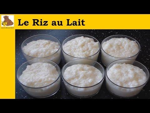 riz - La recette en vidéo du riz au lait par recettes-pas-bête, expliquer pas à pas Retrouvez la liste des ingrédients plus bas et le lien de la recette complète. ...