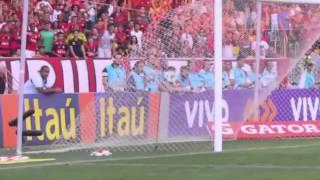 Flamengo 3 x 0 Cruzeiro - Gols Brasileirão 2014 (12/10/14) Gol de Canteiros,Gabriel e Dedê (c) Estádio do Maracanã.