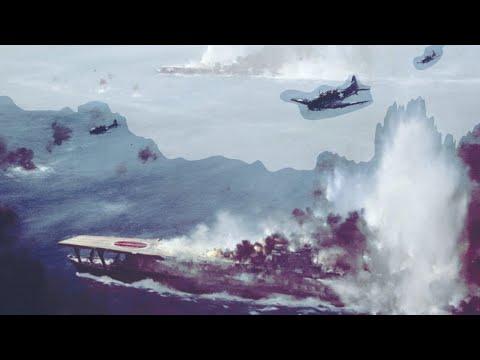 """Mis videos: """"Batalla: Midway (1942). Decisiones y una cantidad de suerte"""""""