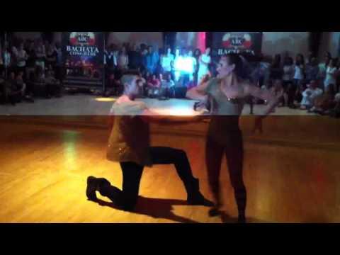 Kike y fania Amsterdam Bachata congress (видео)