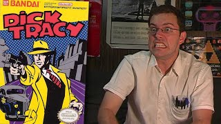 Dick Tracy (NES) - Angry Video Game Nerd (AVGN)