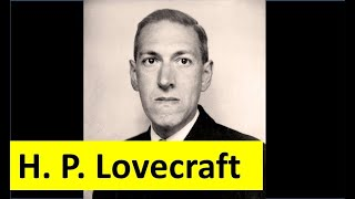 Early Tales of H. P. Lovecraft, Horror Audiobook