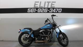 9. 2011 Harley Davidson FXDB Dyna Street Bob * For Sale * SOUTHFLORIDAHARLEYS