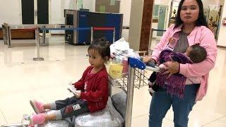 Video Vlog Menjenguk Kakak Shinta Berobat di Solo - Balita lucu Perjalanan Naik Pesawat Terbang MP3, 3GP, MP4, WEBM, AVI, FLV Januari 2019