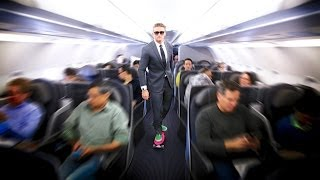 Travel With Style - Everything Looks Cooler With A Suit