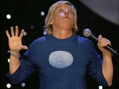 Ellen DeGeneres: Začátek (2. část)
