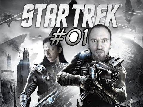Let's Play: Star Trek – #01 – Das Intro