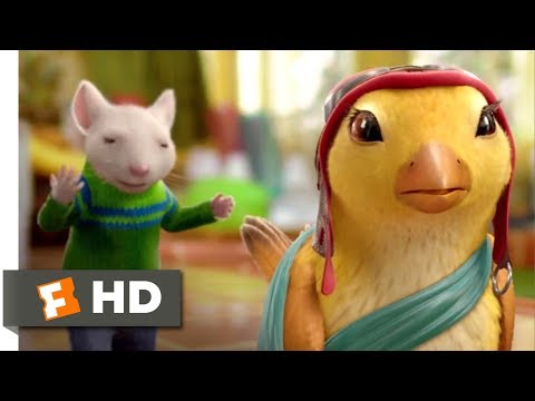 Stuart Little 2 (2002) - You Don't Have a Home? Scene (3/10) | Movieclips
