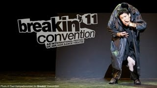 Kenichi Ebina: Robo Matrix [dance-ish From America's Got Talent] At Breakin' Convention 2011