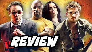 Defenders Episode 1 - 4 Review NO SPOILERS and Final Trailer