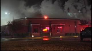 Oxford Wendy's Burns After Electrical Short
