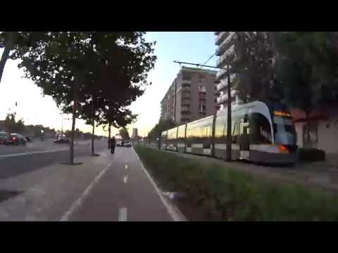 De Rocafort a la UPV en bici