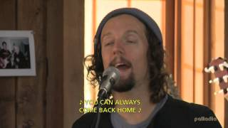 "JASON MRAZ ""93 MILLION MILES"" - HD (Live From Daryl's House) - With English Subtitles."