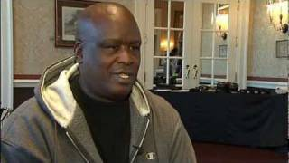 Buster Douglas On Life After Tyson - 20 Years On