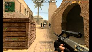 Counter Strike Source Gameplay 2015