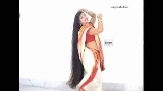 Indian Traditional LongHair Bun promo