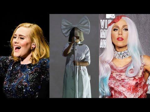 Ся вс Аделе вс Лади Гага | Вокал Баттле - Карпоол Караоке Версён