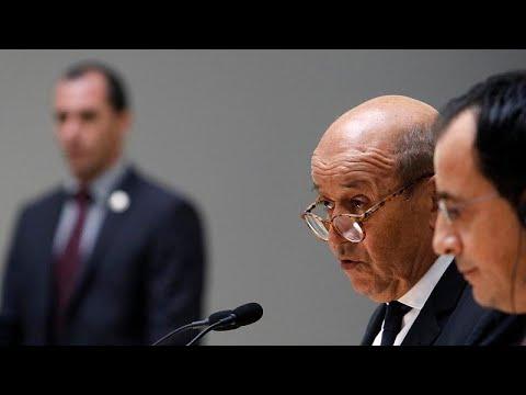 Kύπρος-Γαλλία: Κοινή επιθυμία η εμβάθυνση της αμυντικής συνεργασίας…