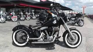 1. 011602 - 2013 Harley Davidson Softail Slim FLS - Used motorcycles for sale