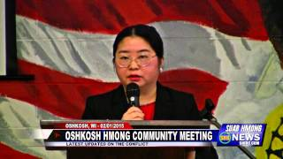 Suab Hmong News: Latest development on the conflict of Hmong Service Center in Oshkosh, WI