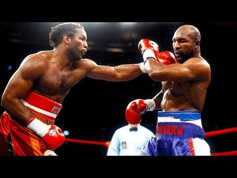 Evander Holyfield (USA) vs Lennox Lewis (England) I | BOXING fight, HD