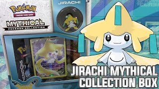 Pokémon Cards - Mythical Jirachi 20th Anniversary Collection Box Opening!   Generations by The Pokémon Evolutionaries