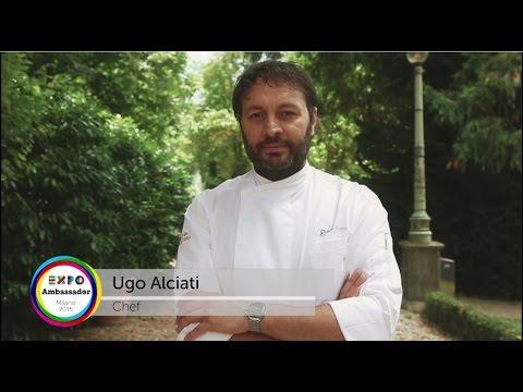 Expo 2015 Chef Ambassador Ugo Alciati eng