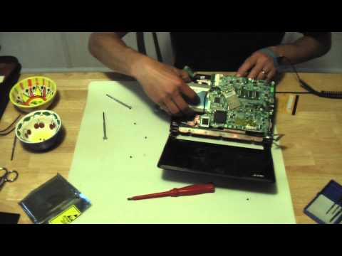 Acer Aspire One A150 Acer Aspire One Disassembly