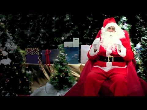Mensaje de Papá Noel 2010