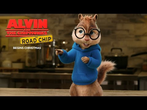 Alvin and the Chipmunks: The Road Chip (TV Spot 'The Boys')