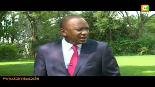Video One on One with President Uhuru Kenyatta MP3, 3GP, MP4, WEBM, AVI, FLV Oktober 2018