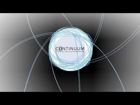 Continuum training system