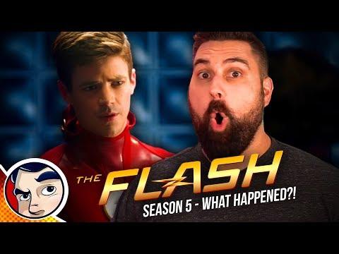 Flash Season 5 Rant - WHAT HAPPENED?!?!   Comicstorian