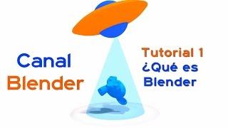 Curso Blender - 01 - ¿Qué es Blender?