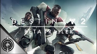 In case for those who missed it, here is the Destiny 2 Beta Trailer! Playstation will have early access on July 18th with Xbox following close behind the day after. Open Beta will launch on July 21st & the Beta ill end on the 23rd! Hope to see you in space fellow Guardians!