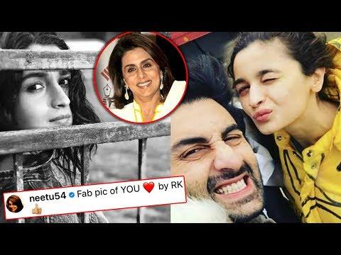 Neetu Kapoor's FABULOUS Comment On Alia Bhatt's Ph