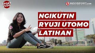 Video IKUT LATIHAN RYUJI UTOMO DI LAPANGAN BARU PERSIJA! MP3, 3GP, MP4, WEBM, AVI, FLV Januari 2019