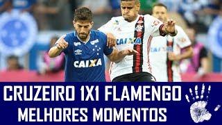Cruzeiro e Flamengo empataram por 1 a 1 neste domingo no Mineirão. Everton abriu o placar para o rubro-negro e Sassá empatou o jogo para o Maior de ...