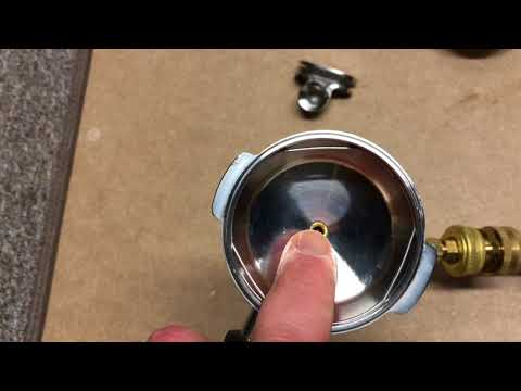 Breville Dual Boiler Pressure Test and Gauge Replacement
