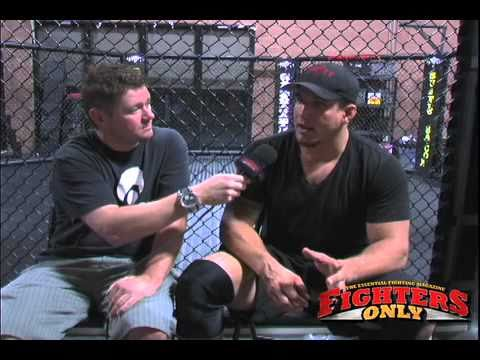 Frank Mir Pre UFC119 Talks Cro Cop Carwin and 205lbs